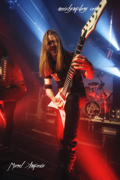 aenemy7 Arch Enemy + Voivod + Titans Eve   27 de octubre12   Sala Razzmatazz 2 (Barcelona)