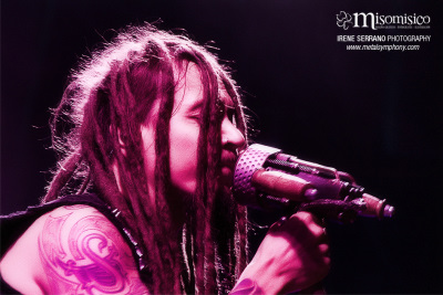 Amorphis + Leprous + Nahemah - 18 de Noviembre'11 - Sala Bikini (Barcelona)