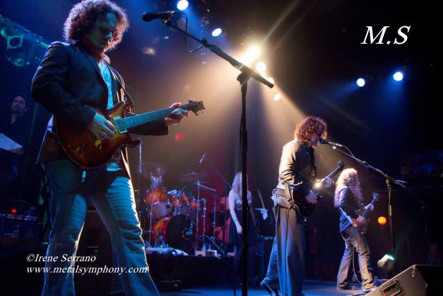 11 anathema Anathema + Astra   17 de Octubre12   Sala Apolo (Barcelona)