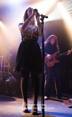 16 anathema Anathema + Astra   17 de Octubre12   Sala Apolo (Barcelona)