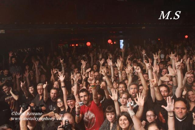 MG 0253 Anathema + Astra   17 de Octubre12   Sala Apolo (Barcelona)