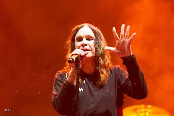 Black Sabbath + Megadeth - 22 de Octubre'13 - Nuevo Estadio Nacional (San José Costa Rica)