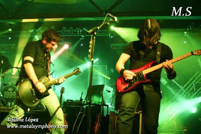 Candymen – 3 de Enero '11 - Sala Luyber ( San Adrián - Navarra )