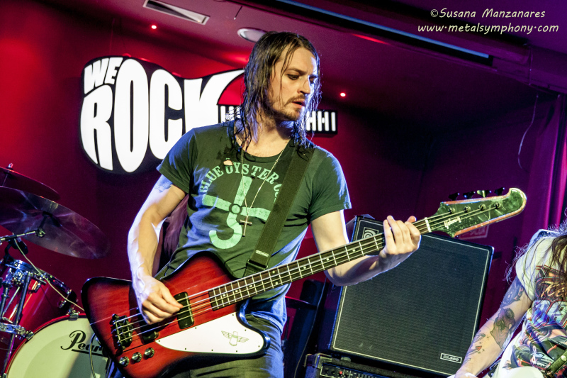 Casablanca + Phase II Phase + Mr.Wilfred – 23 de Enero'14 – Sala We Rock (Madrid)