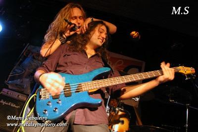 Entrevista a Ignacio Prieto - Las voces del Rock -