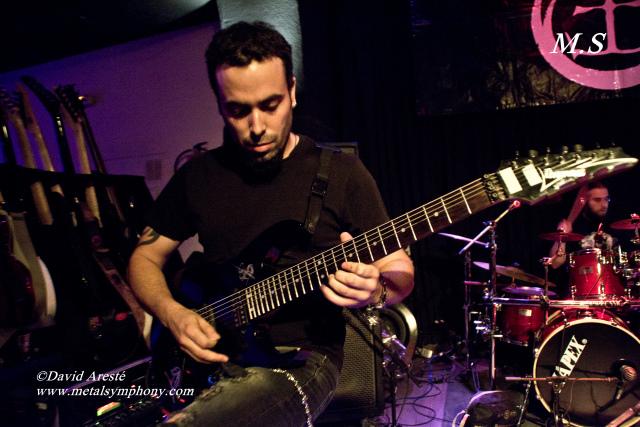 Embellish + Masterly + Antalgia - 6 de Julio'13 - Sala Zero (Tarragona)
