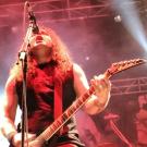 Cambio de sala para el concierto de Kreator en Madrid...