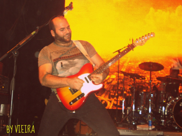 gapes3 Guano Apes   22 de Enero12   Sala Heineken (Madrid)