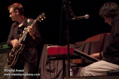 Gary Moore + Amadeu Casas - 21 Mayo´09 - Sala St. Jordi Club ( Barcelona )