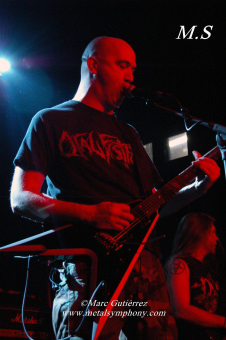 krbcn10 Kreator + Morbid Angel + Nile + Fueled by fire   11 de Noviembre12   Sala Salamandra (H.Llob   Barcelona)