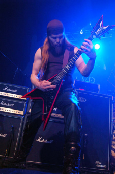 krbcn12 Kreator + Morbid Angel + Nile + Fueled by fire   11 de Noviembre12   Sala Salamandra (H.Llob   Barcelona)