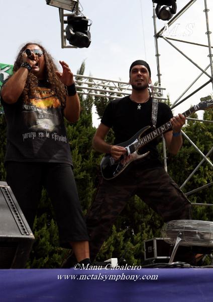 (I) Leyendas del Rock'12 – 18 de Agosto'12 – Beniel (Murcia)