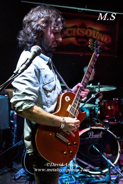 Maggot Brain - 6 de Diciembre'13 - Sala RockSound (Barcelona)
