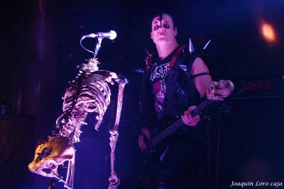 Misfits+ Juicehead + Beretta Suicide -10 de Febrero'12 - Sala Copérnico (Madrid)