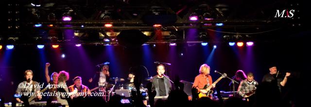 DSC0291 Neal Morse + Flower Kings   1 de Marzo13   Sala Razzmatazz 2 (Barcelona)