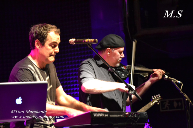 DSC 0092 Neal Morse + Flower Kings   2 de Marzo13   Sala But (Madrid)