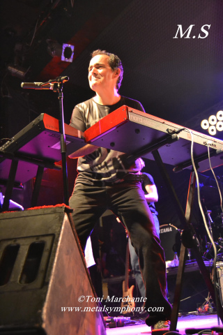 DSC 0188 Neal Morse + Flower Kings   2 de Marzo13   Sala But (Madrid)