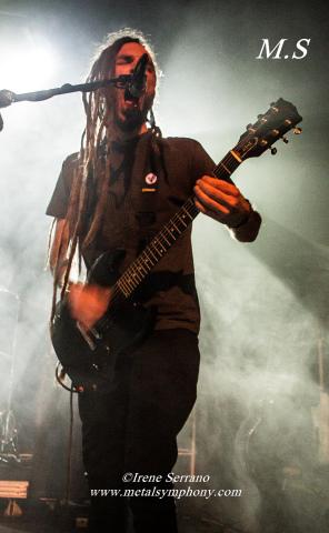 Obsidian Kingdom + Cut the End - 14 de Diciembre'12 - Sala Music Hall (Barcelona)