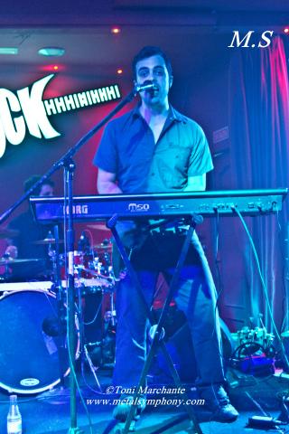 Olvido + Antalgia + Back To R'Lyeh - 24 de Octubre'13 - Sala We Rock (Madrid)