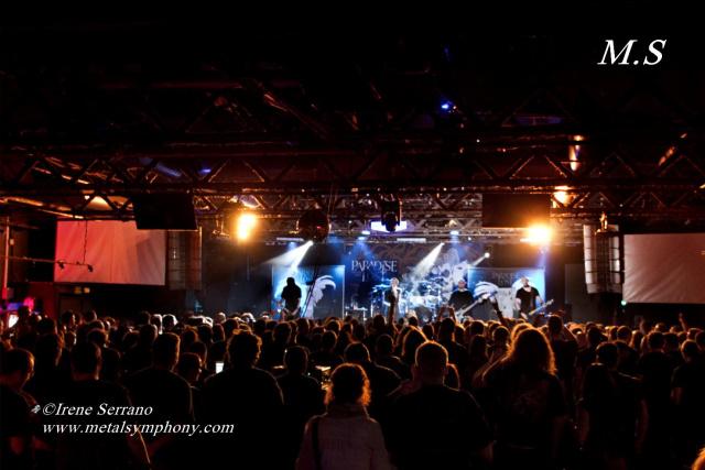 06 Paradise Lost + Soen   6 de Octubre12   Sala Razzmatazz 2 (Barcelona)