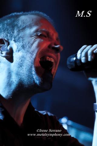 10 Paradise Lost + Soen   6 de Octubre12   Sala Razzmatazz 2 (Barcelona)