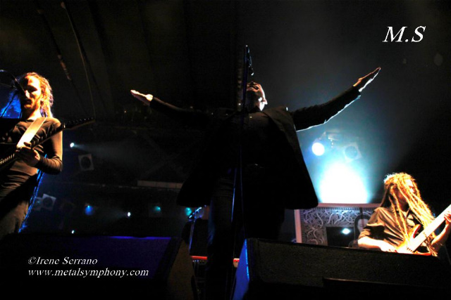 soen1 Paradise Lost + Soen   6 de Octubre12   Sala Razzmatazz 2 (Barcelona)