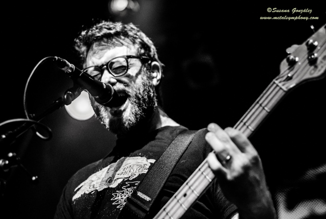 Red Fang + The Shrine + Lord Dying - 25 de Enero'14 - Sala Arena (Madrid)