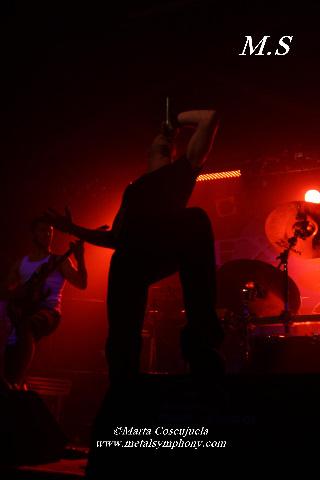 Textures + My Own Private Alaska + Outcast - 30 de Marzo'12 - Sala Mephisto (Barcelona)