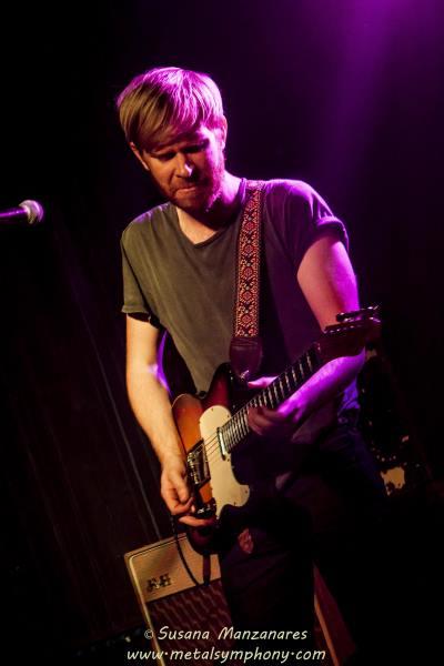 The Temperance Movement + Joshua James – 8 de Noviembre'13- Sala Moby Dick (Madrid)