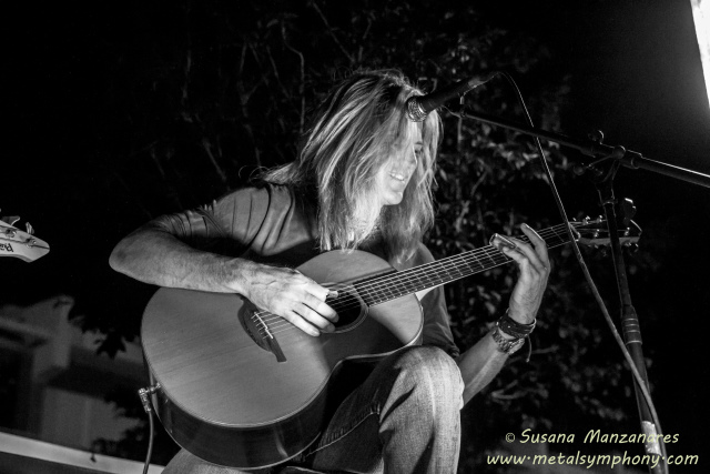 DOUG ALDRICH + MICHAEL DEVIN (ACÚSTICO)- 27 de Junio'13 - Sala Pinocchio (TOLEDO)