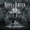 Days of anger: Rise above this all // Coroner Records