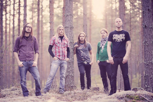 In Mourning: The Weight Of Oceans // Spinefarm Records