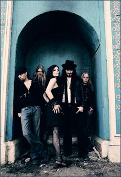 Declaraciones de Anette Olzon sobre sus ex-compañeros de Nightwish