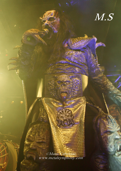 lordi 7 Lordi + Collateral Damage + Reverse Grip – 25 de Abril13 – Sala Penélope (Madrid)