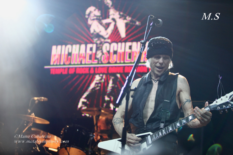 msg 14 Michael Schenker Group + RadioZ – 2 de Junio13 – Sala Arena (Madrid)