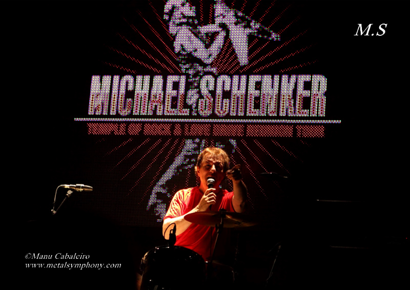 msg 9 Michael Schenker Group + RadioZ – 2 de Junio13 – Sala Arena (Madrid)