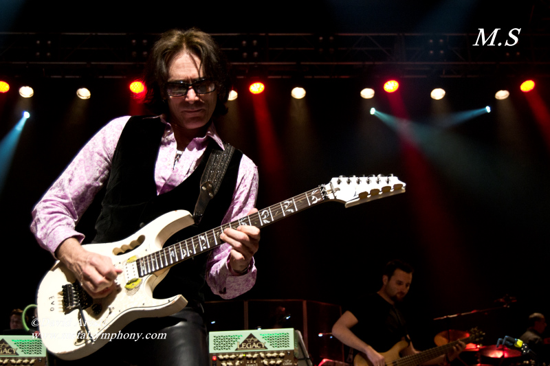 dsc 0035 Steve Vai & Evolution Tempo Orchestra   18 de Junio13   Hotel Auditorium (Madrid)
