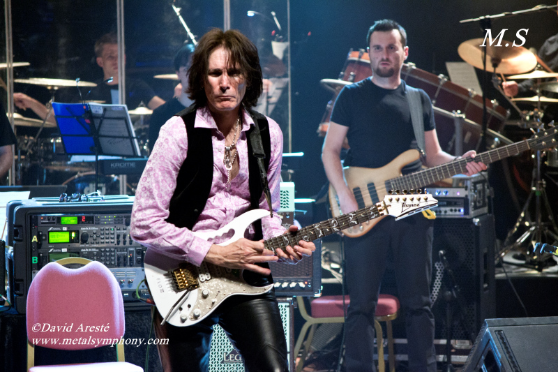 dsc 0038 Steve Vai & Evolution Tempo Orchestra   18 de Junio13   Hotel Auditorium (Madrid)