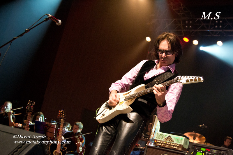 dsc 0044 Steve Vai & Evolution Tempo Orchestra   18 de Junio13   Hotel Auditorium (Madrid)