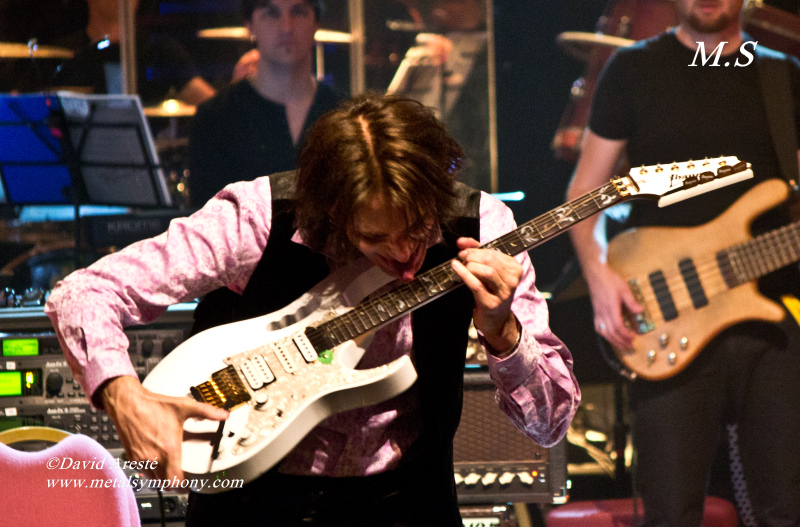 dsc 0050 Steve Vai & Evolution Tempo Orchestra   18 de Junio13   Hotel Auditorium (Madrid)
