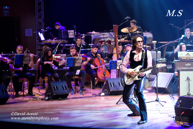 dsc 0140 Steve Vai & Evolution Tempo Orchestra   18 de Junio13   Hotel Auditorium (Madrid)