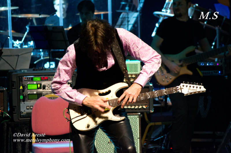 dsc 0230 Steve Vai & Evolution Tempo Orchestra   18 de Junio13   Hotel Auditorium (Madrid)