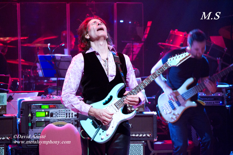 dsc 0240 Steve Vai & Evolution Tempo Orchestra   18 de Junio13   Hotel Auditorium (Madrid)