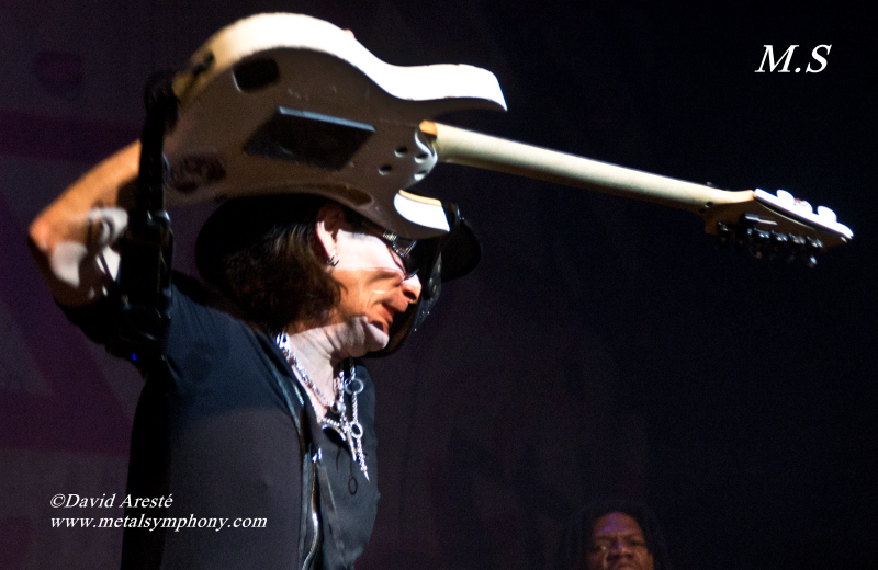 Steve Vai - 16 de Septiembre'13 - Sala Barts (Barcelona)