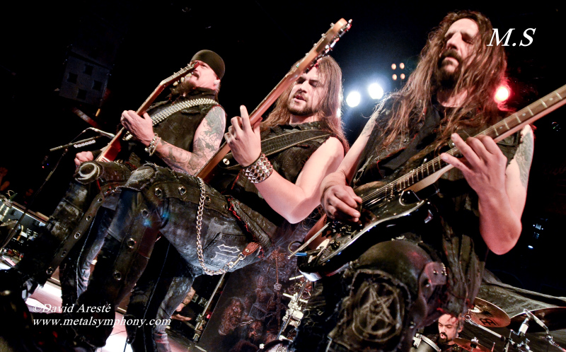 DSC0084 Volbeat + Iced Earth   22 de Octubre13   Sala Apolo (Barcelona)