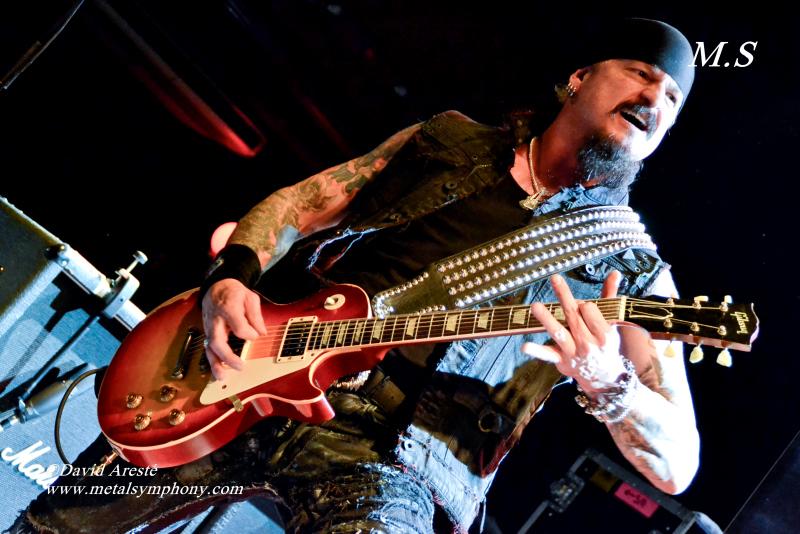 DSC0246 Volbeat + Iced Earth   22 de Octubre13   Sala Apolo (Barcelona)