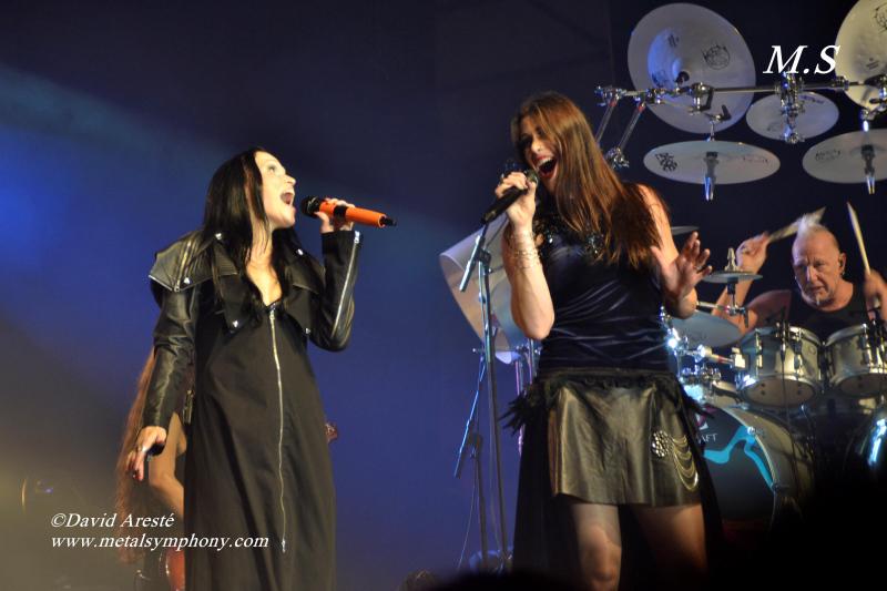DSC0938 MFVF13: El festival acaba con Tarja y Floor Jansen cantando juntas en el escenario