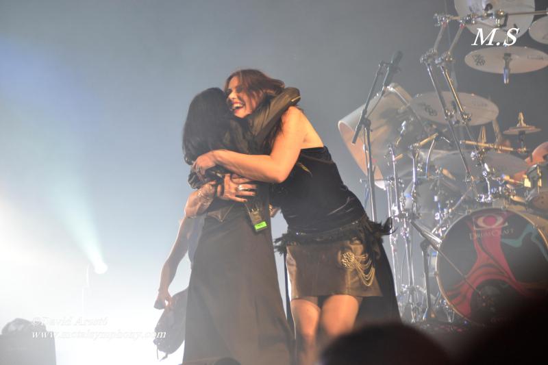 DSC0945 MFVF13: El festival acaba con Tarja y Floor Jansen cantando juntas en el escenario