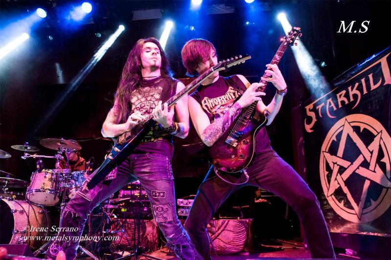 01 Amorphis + Starkill   12 de Noviembre13   Sala Apolo (Barcelona)