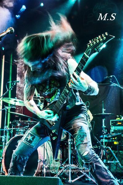 061 Amorphis + Starkill   12 de Noviembre13   Sala Apolo (Barcelona)